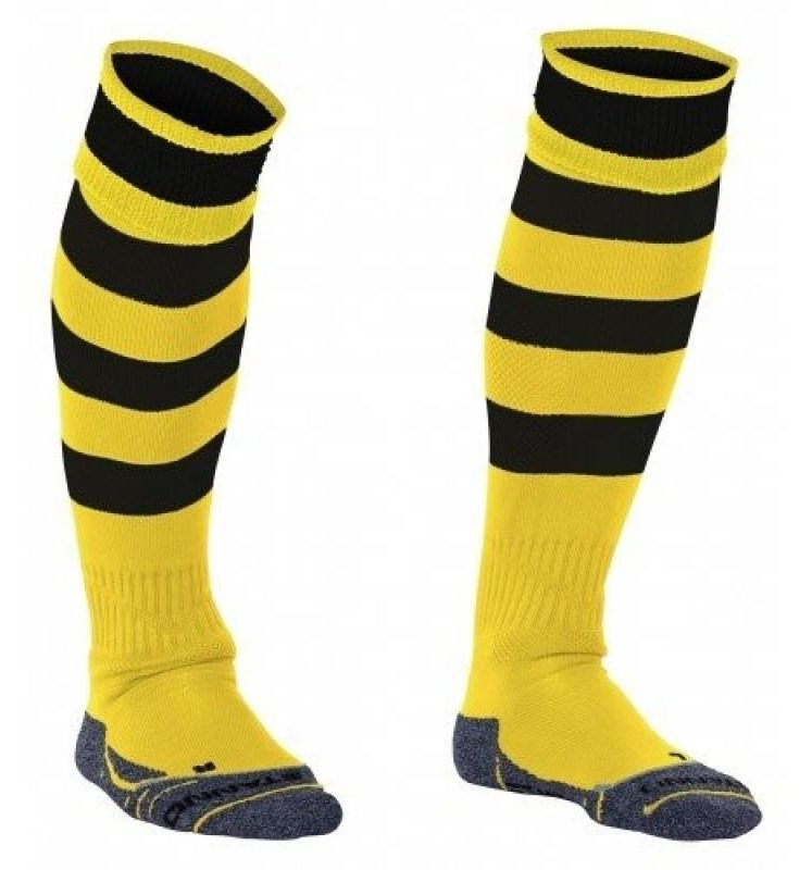 Stanno Original chaussettes jaunes/noir. Normal price: 9.95. Our saleprice: 8.25