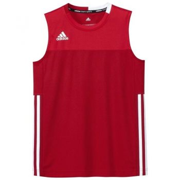 Adidas T16 Climacool sans manches Tee jeune garçons rouge DISCOUNT DEALS. Normal price: 19.95. Our saleprice: 9.95