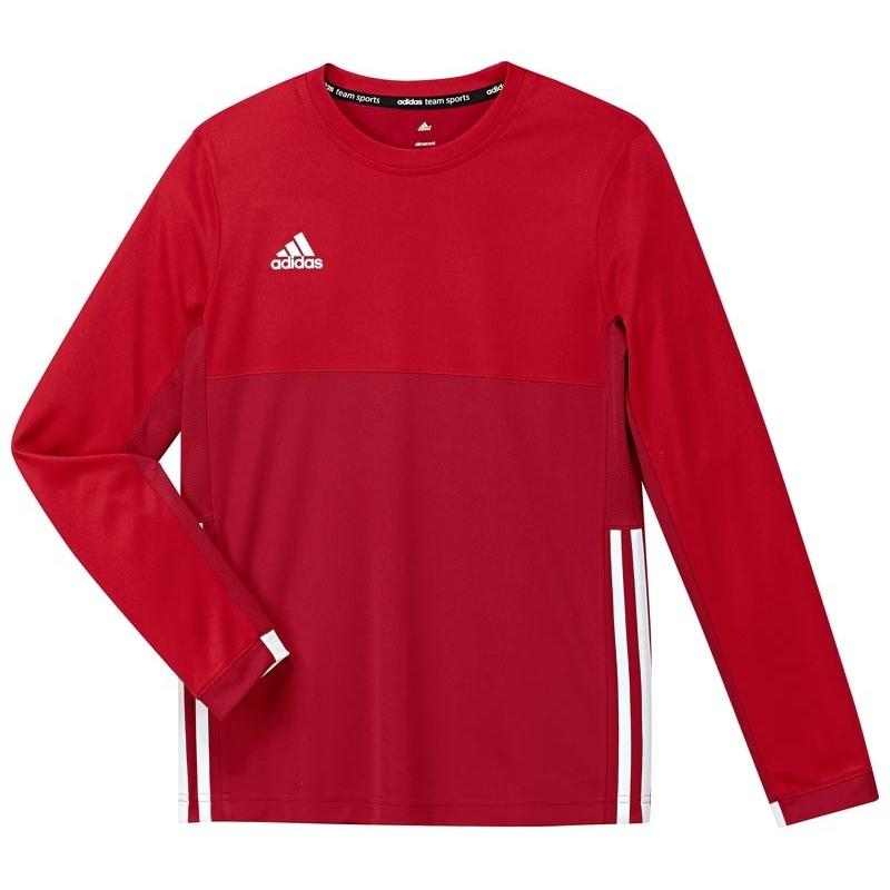 Adidas T16 Climacool manches longues Tee jeune garçons rouge. Normal price   26.95. Our 858036724181