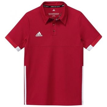 Adidas T16 Team Polo jeune garçons rouge DISCOUNT DEALS. Normal price: 22.95. Our saleprice: 13.75