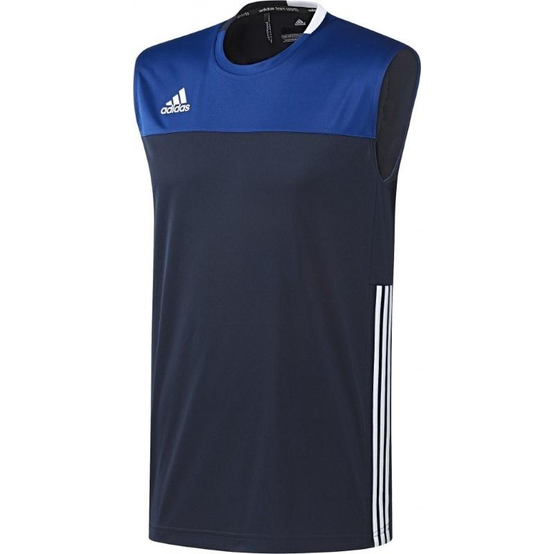 Adidas T16 Climacool sans manches Tee homme marine. Normal price  24.95. Our  saleprice 64324ad2a830