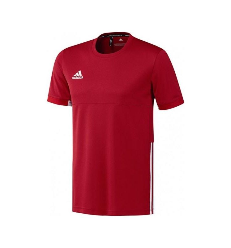 Adidas T16 Team manches courtes Team Tee jeune garçons rouge. Normal price   19.95. 80af4747e557