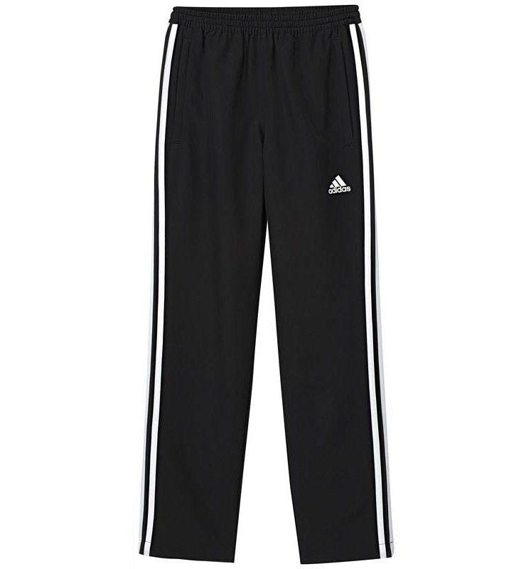 Adidas T16 Team pantalon survêtement jeune noir DISCOUNT DEALS