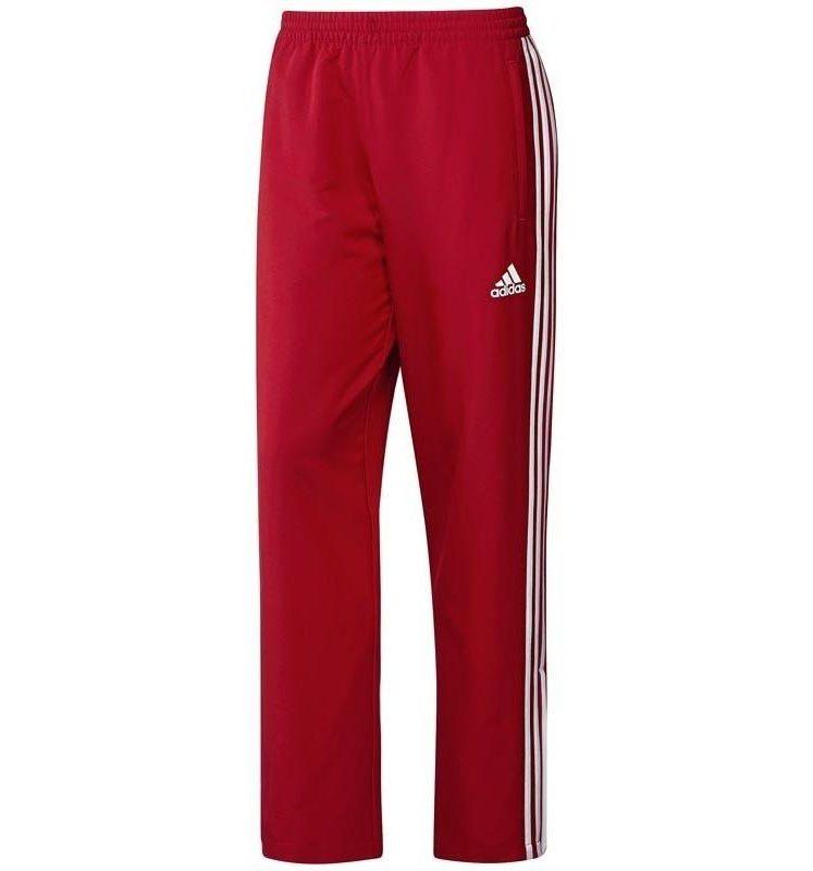 fe03a4c0f9 Adidas T16 Team pantalon survêtement homme rouge. Normal price: 49.95. Our  saleprice: