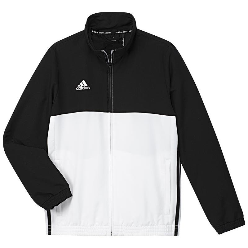 Adidas T16 Team veste survêtement jeune noir. Normal price  44.95. Our  saleprice  e22c3c94fd8b