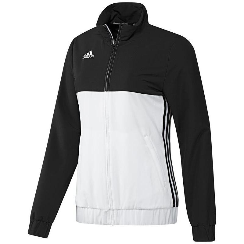 Adidas T16 Team veste survêtement femme noir DISCOUNT DEALS