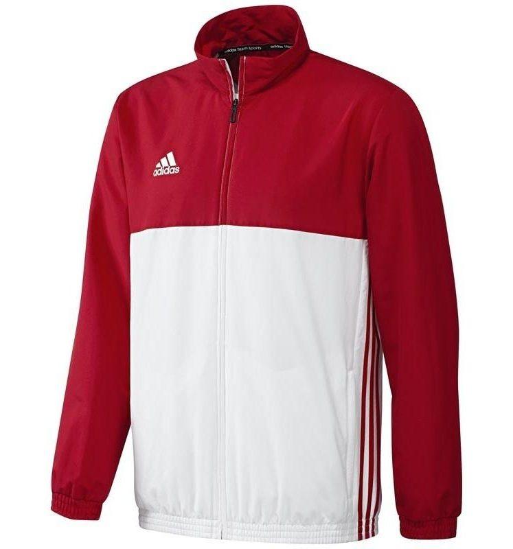 veste adidas hommes rouge