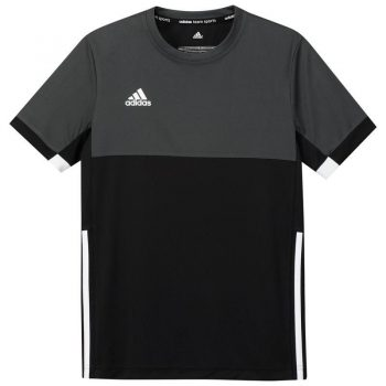 Adidas T16 Climacool manches courtes Tee jeune garçons noir DISCOUNT DEALS. Normal price: 22.95. Our saleprice: 11.50