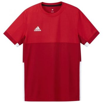 Adidas T16 Climacool manches courtes Tee jeune garçons rouge DISCOUNT DEALS. Normal price: 22.95. Our saleprice: 16.05