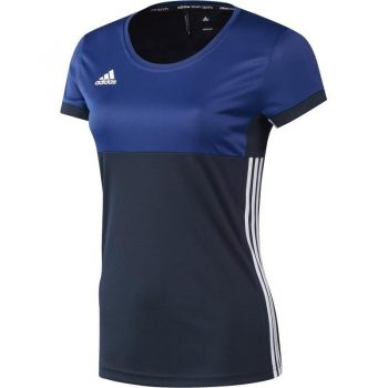 Adidas T16 Climacool manches courtes Tee femme marine. Normal price: 29.95. Our saleprice: 14.95