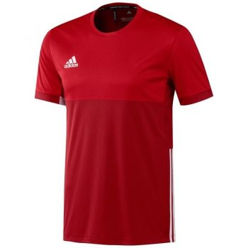 Adidas T16 Climacool manches courtes Tee homme rouge DISCOUNT DEALS. Normal price: 29.95. Our saleprice: 19.95