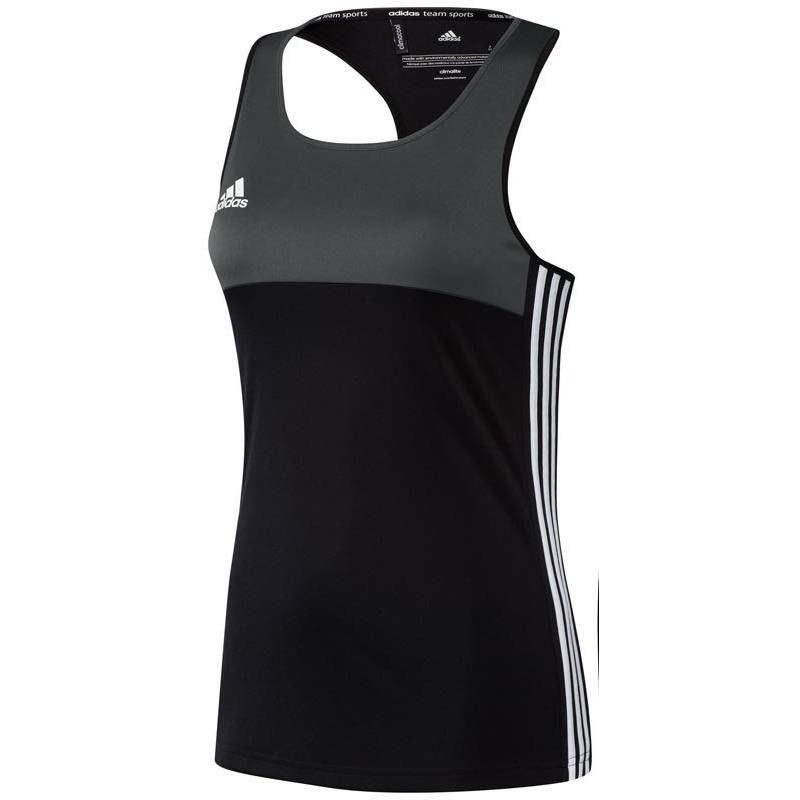 Adidas T16 Climacool sans manches Tee femme noir. Normal price  24.95. Our  saleprice 7219df143b76
