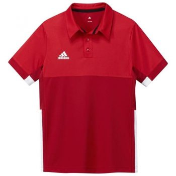 Adidas T16 Climacool Polo jeune garçons rouge DISCOUNT DEALS. Normal price: 24.95. Our saleprice: 12.50