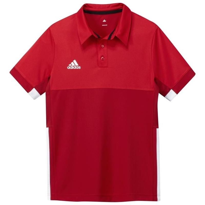 Adidas T16 Climacool Polo jeune garçons rouge. Normal price  24.95. Our  saleprice  eac5bb807676