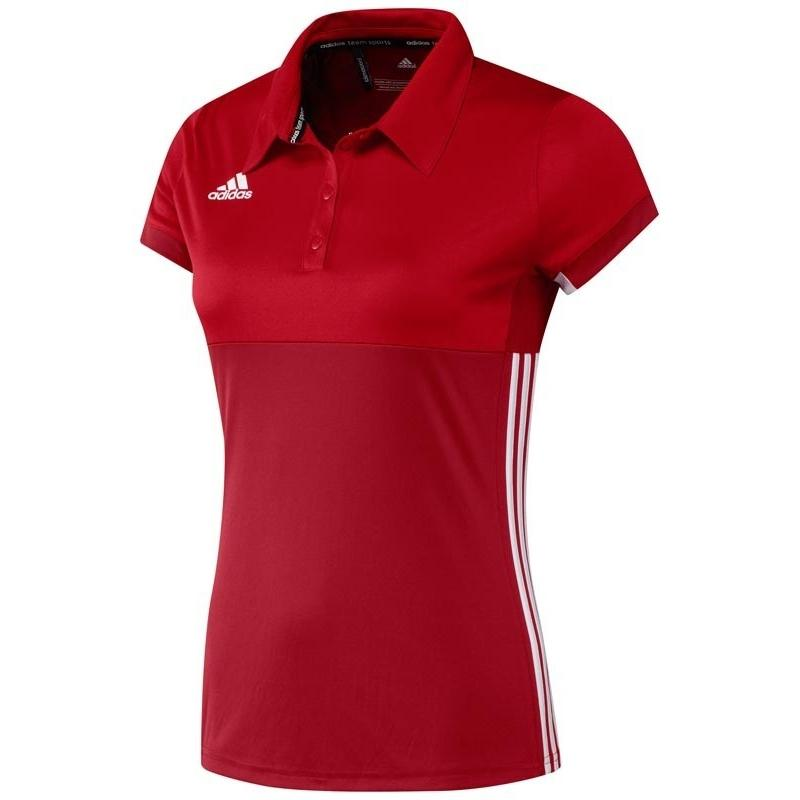 Adidas T16 Climacool Polo femme rouge. Normal price  34.95. Our saleprice   29.95 ef235c1d1370