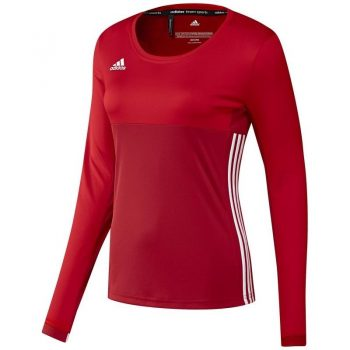 Adidas T16 Climacool manches longues Tee femme rouge DISCOUNT DEALS. Normal price: 34.95. Our saleprice: 19.95