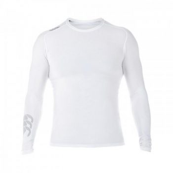 Canterbury Mercury TCR Control manches longues Top - blanc. Normal price: 64.95. Our saleprice: 54.95