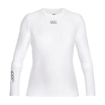 Canterbury Thermoreg manches longues Top femme - blanc. Normal price: 59.95. Our saleprice: 49.95
