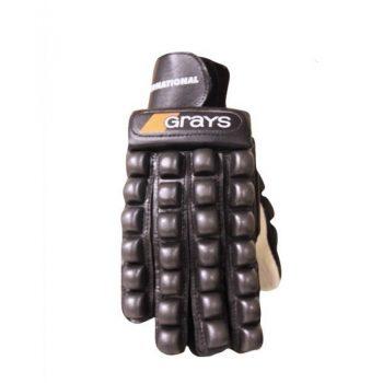 International gant noir droit. Normal price: 23.95. Our saleprice: 11.95