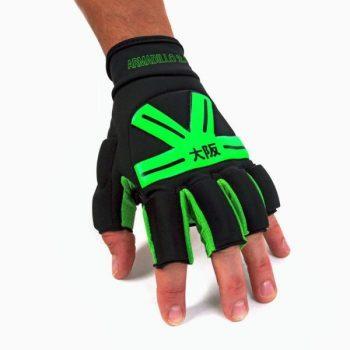 Osaka Armadillo gant noir/vert. Normal price: 29.95. Our saleprice: 24.95