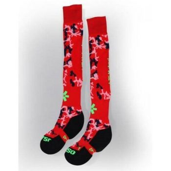 Osaka Sox rouge camo   Chaussettes de Hockey   50% Discount Deals. Normal price: 15.00. Our saleprice: 7.50