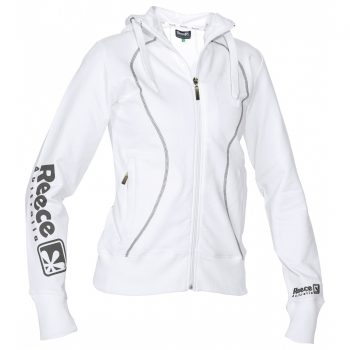 Reece encapuchonné sweater Pleine Fermeture femme blanc Adulte | DISCOUNT DEALS. Normal price: 44.95. Our saleprice: 22.50