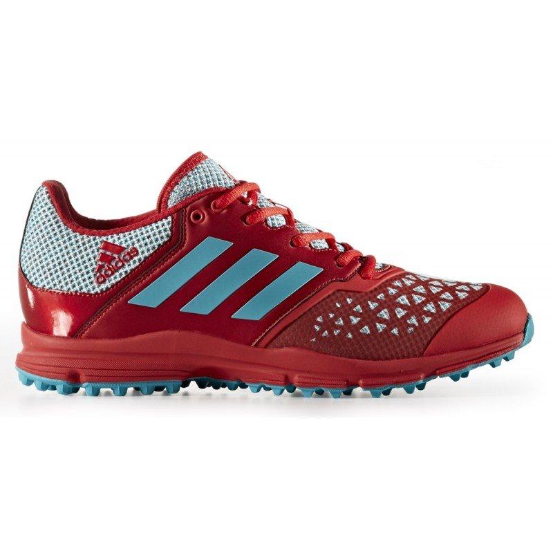 Rougebleu Chaussures 201 Adidas De Hockey Dox Zone wRvRWfXg6q