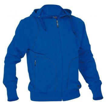 Reece encapuchonné sweater Pleine Fermeture unisexe bleu  bca108ef2d2