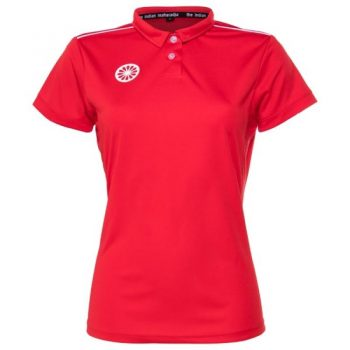 The Indian Maharadja femme's Tech Polo maillot IM - rouge. Normal price: 34.95. Our saleprice: 29.95