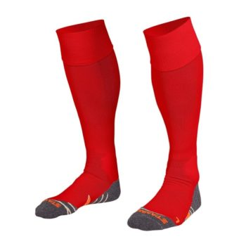 Stanno Uni chaussettes II rouge. Normal price: 9.95. Our saleprice: 7.95