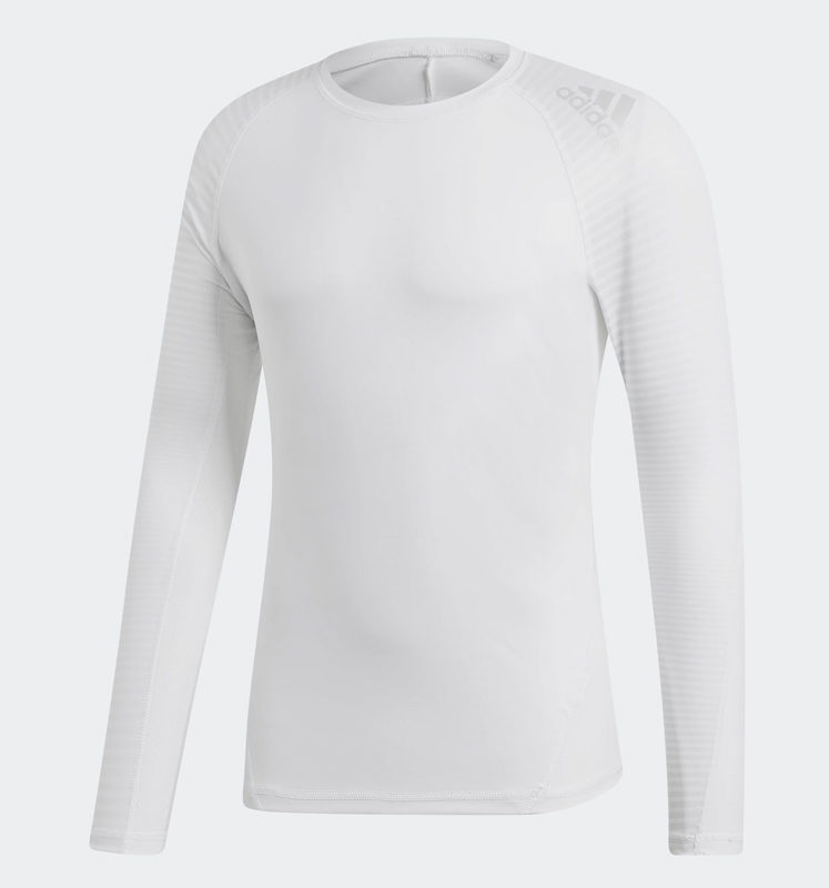 Adidas Alphapeau Sport LS Tee homme blanc. Normal price: 34.95. Our saleprice: 29.95