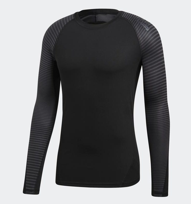 Adidas Alphapeau Sport LS Tee homme noir. Normal price: 34.95. Our saleprice: 29.95