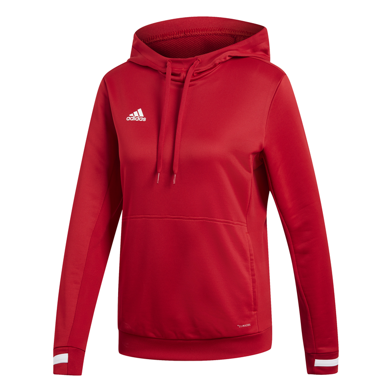 Adidas T19 sweater à capuche femme rouge. Normal price  54.95. Our saleprice   4fddb5b348ef