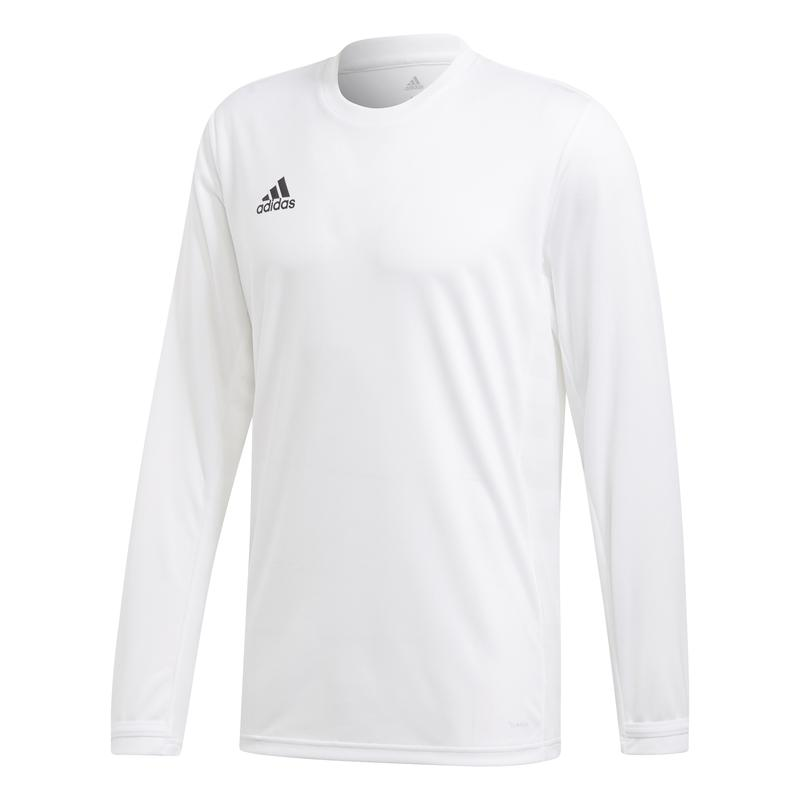 Adidas T19 manches longues Tee homme blanc. Normal price  39.95. Our  saleprice  7b67ad3a7f3e