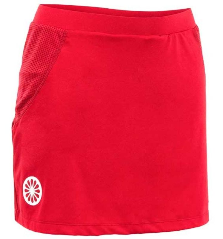 The Indian Maharadja filles's Tech Skirt IM - rouge. Normal price: 29.95. Our saleprice: 25.50