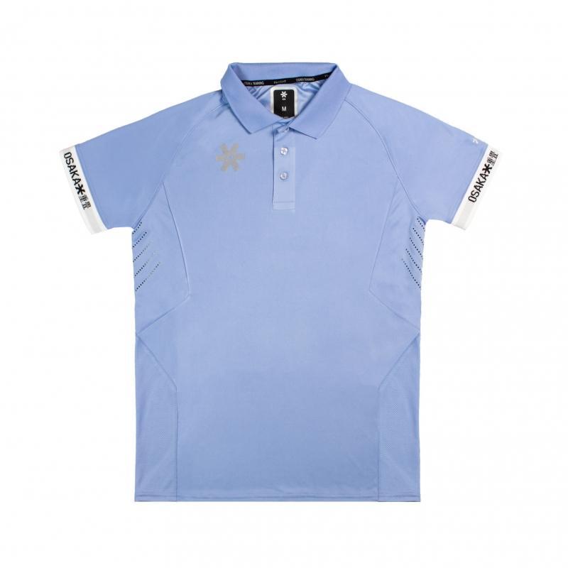 Osaka Team Polo Jersey Deshienfants Sky bleu