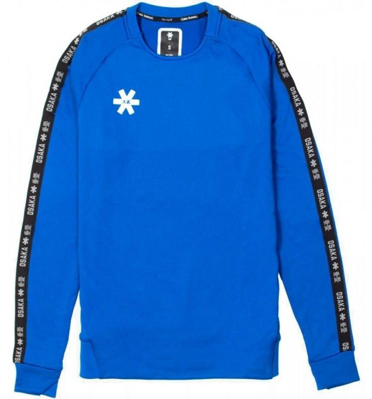 Osaka Training sweaterer homme - Royal. Normal price: 54.95. Our saleprice: 46.95