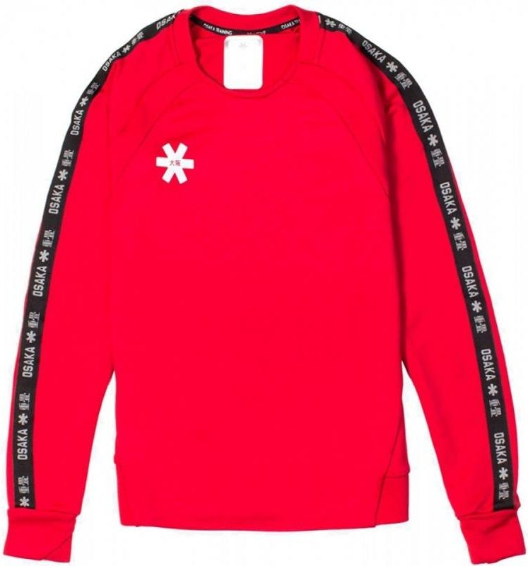 Osaka Training sweater femme - rouge. Normal price: 54.95. Our saleprice: 46.95