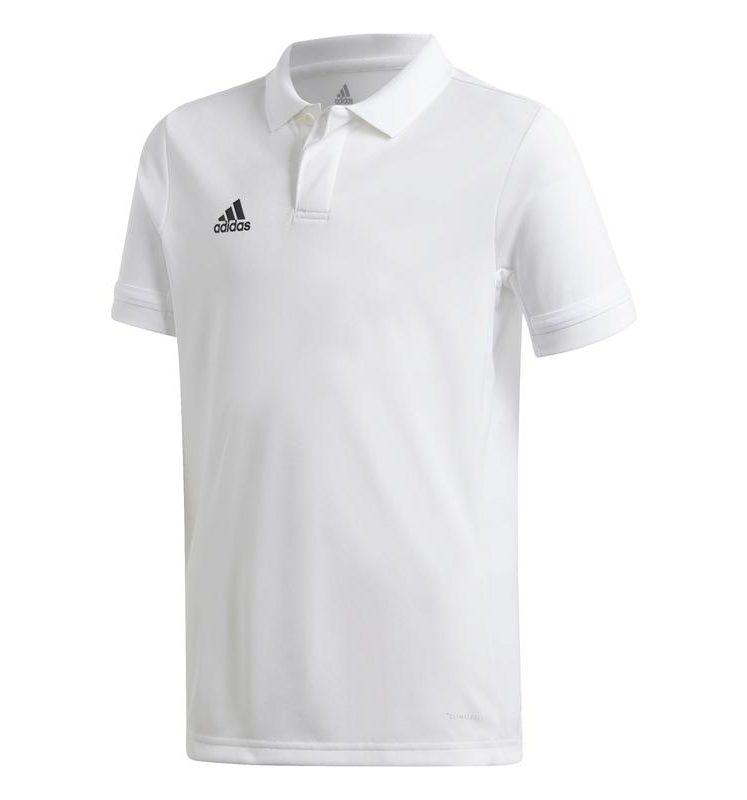 Adidas T19 Polo garçons blanc. Normal price: 34.95. Our saleprice: 29.95