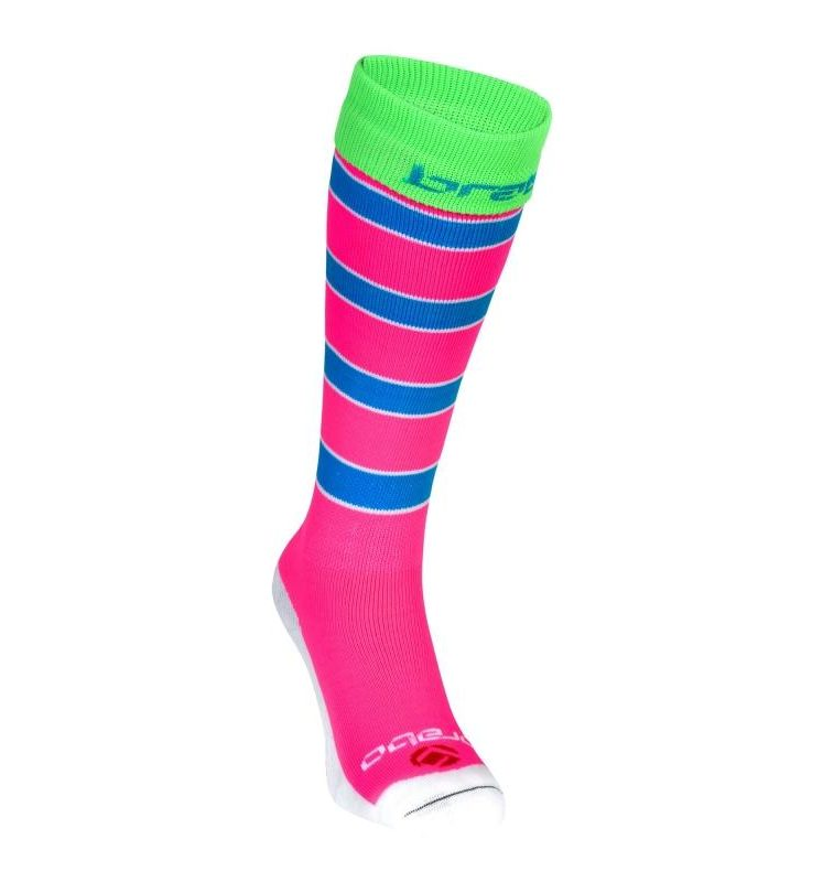 Brabo chaussettes Rugby rose/bleu. Normal price: 14.95. Our saleprice: 9.50