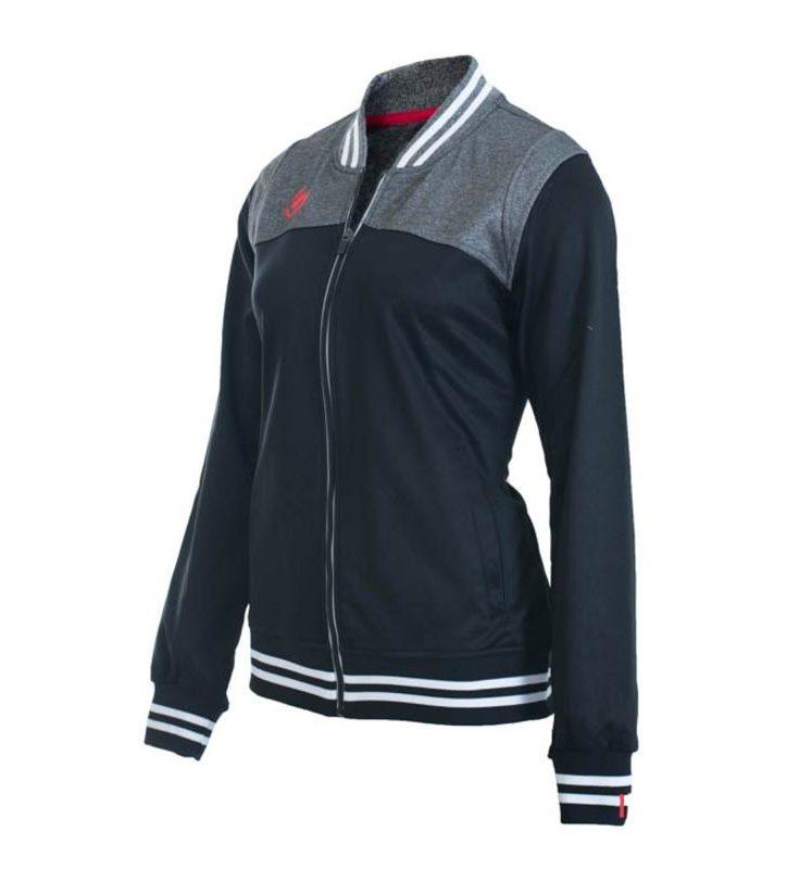 Brabo Tech veste survêtement femme - noir. Normal price: 49.95. Our saleprice: 39.95