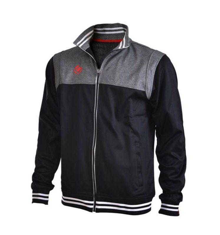 Brabo Tech veste survêtement enfants - noir. Normal price: 44.95. Our saleprice: 35.95