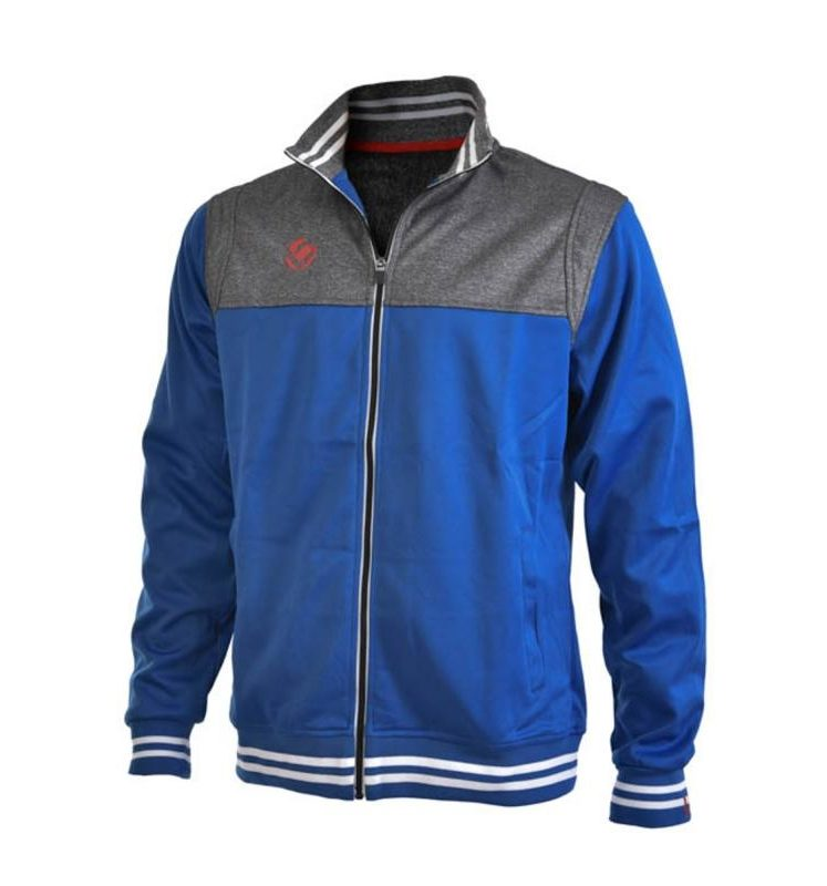 Brabo Tech veste survêtement enfants - Royal bleu. Normal price: 44.95. Our saleprice: 35.95