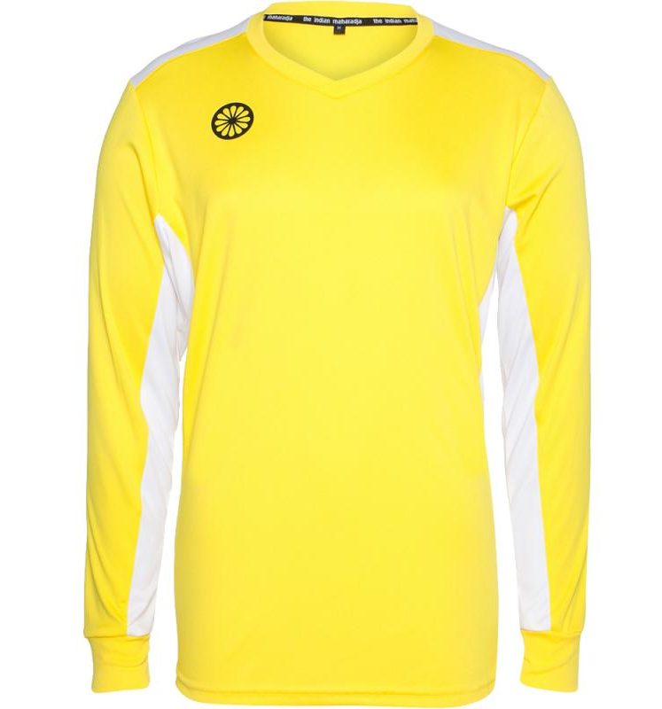 The Indian Maharadja jeunes Gardien de but maillot hautmanches - jaunes. Normal price: 44.95. Our saleprice: 38.20