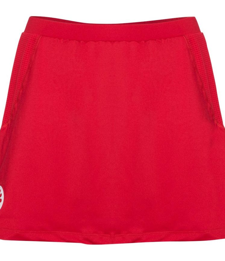 The Indian Maharadja filles's Tech Skirt IM - rouge. Normal price: 29.95. Our saleprice: 23.95