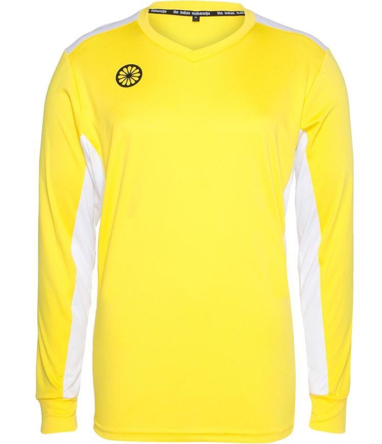 The Indian Maharadja jeunes Gardien de but maillot hautmanches - jaunes. Normal price: 44.95. Our saleprice: 35.95